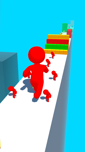 Color Run Stickman 3D apkpoly screenshots 9