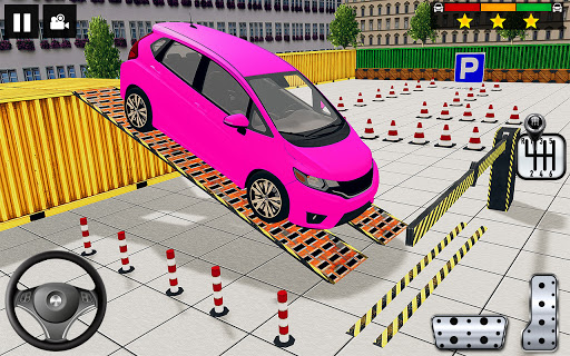 Modern Car Parking Simulator - Best Parking Games 1.0.8 screenshots 3