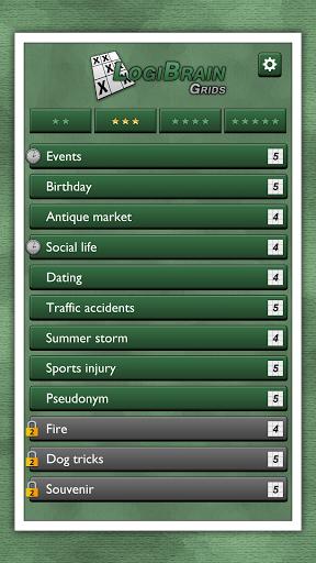 LogiBrain Grids  screenshots 1