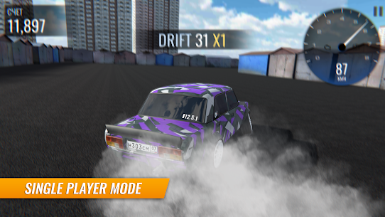 Russian Car Drift 1.8.14 Apk + Mod + Data 5
