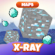 X-Ray Map for Minecraft