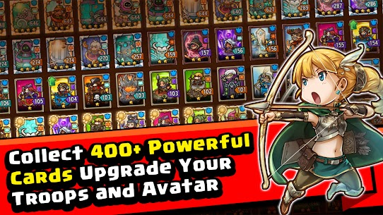 Crazy Defense Heroes: Tower Defense Strategy Mod Apk (Unlimited Resources) 3