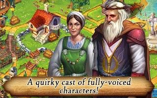 Runefall - Medieval Match 3 Adventure Quest