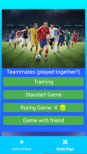 SportBattle – Football Quiz 1.0.5.4 MOD for Android 3