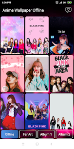 Wallpaper for BlackPink- All Member 1