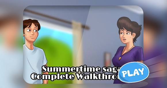 Summertime Saga Mod APK [Unlocked, Updated Version] – Prince APK 4