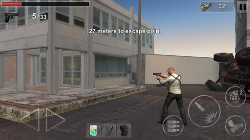 Zombie Hunter Frontier modavailable screenshots 8