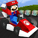 Mod of Mario Cars for Minecraft PE