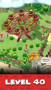 Stone Park: Prehistoric Tycoon Mod Apk 1.4.3 (Unlimited Gold + VIP) 5
