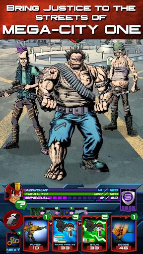 Judge Dredd: Crime Files screenshots 4