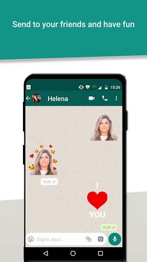 Sticker Maker - Create custom stickers  Screenshots 6