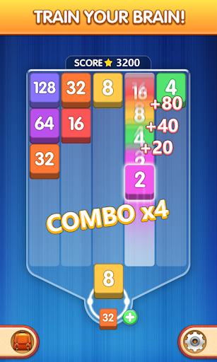Number Tiles - Merge Puzzle  screenshots 3