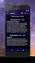 Libra Horoscope ♎ Free Daily Zodiac Sign screenshot thumbnail