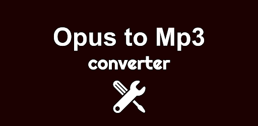 Конвертер mp3 opus