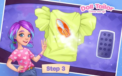 Fashion Dress up games for girls. Sewing clothes 4
