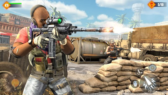Anti Terrorist offline Shooting Games 2021 – ATSS 5