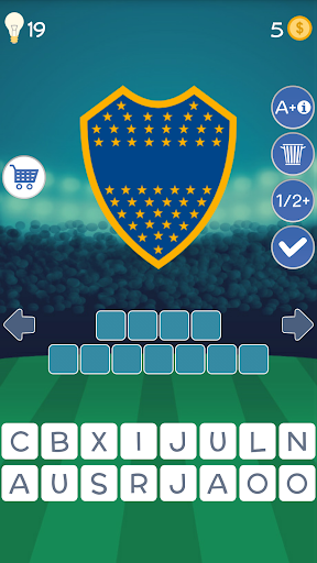 Soccer Clubs Logo Quiz 1.4.41 screenshots 3