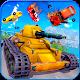 Real Tank Fighting Traffic Riding 3D