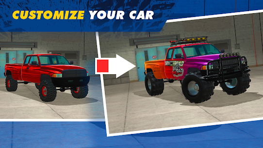 Offroad Simulator Online: 8×8 & 4×4 off road rally 5