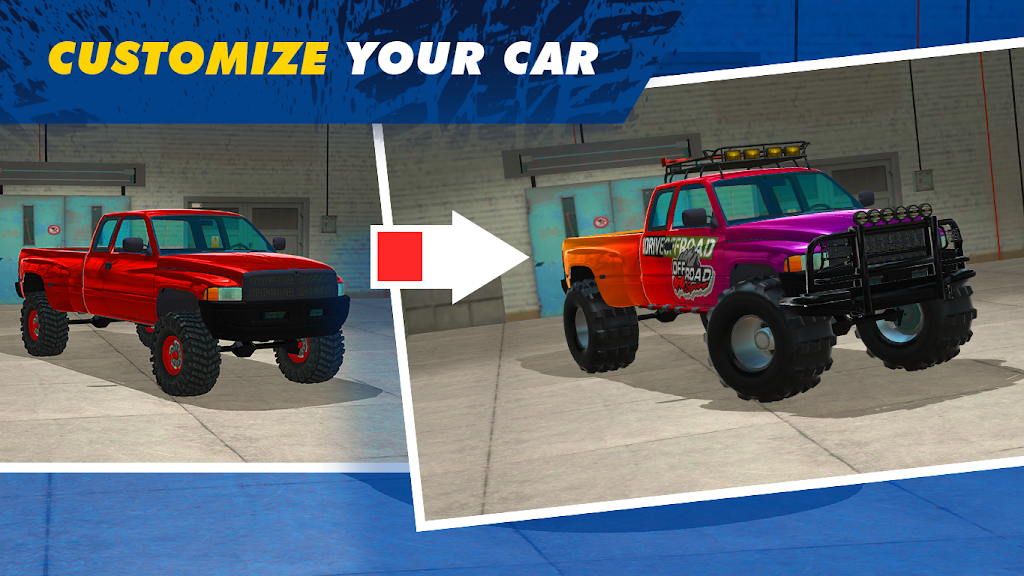 Offroad Simulator Online: 8x8 & 4x4 off road rally  poster 4