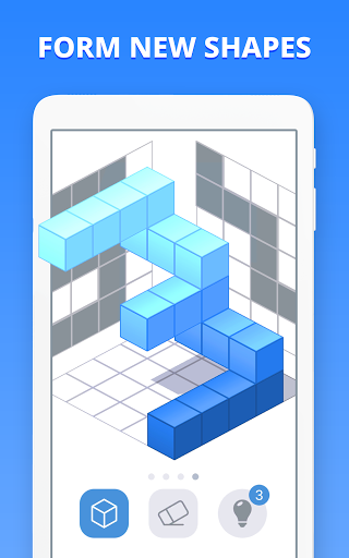 Isometric Puzzle - Block Game 1.0.6 screenshots 14