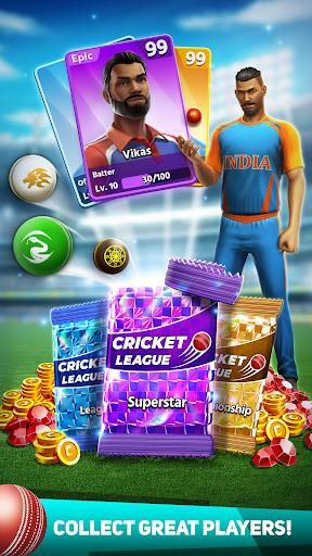 Cricket League 1.0.2 screenshots 4