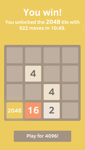 2048 Apk İndir 3