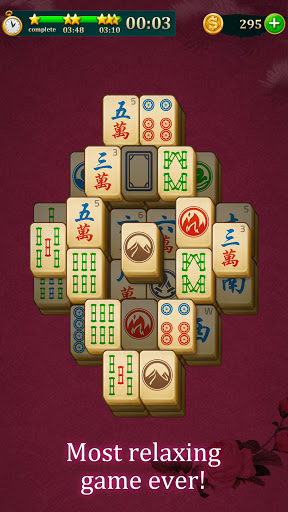 Mahjong Solitaire: Classic 21.0217.09 screenshots 2