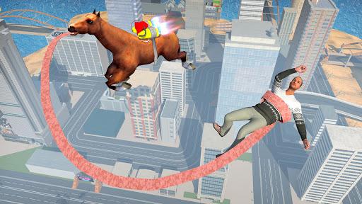 Horse Games - Virtual Horse Simulator 3D  screenshots 1