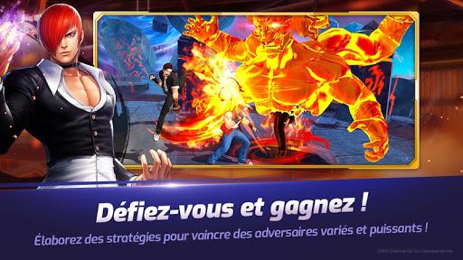 Code Triche The King of Fighters ALLSTAR (Astuce) APK MOD screenshots 4