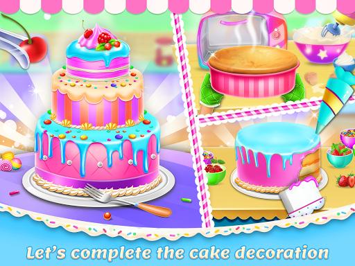 Sweet Bakery Chef Mania: Baking Games For Girls 2.8 Screenshots 16