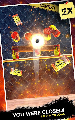 Knock Down Cans : hit cans  screenshots 7