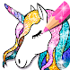 Unicorn Coloring Book Glitter - Androidアプリ