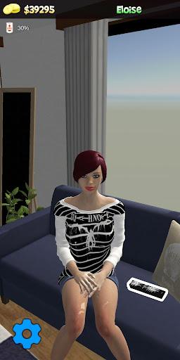 My Virtual Girl at home Pocket Girlfriend Shara 3D apkdebit screenshots 7
