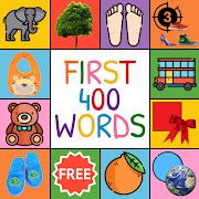 First Words Flashcards for baby/toddler/kids