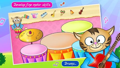 123 Kids Fun Music Games Free 3.47 screenshots 2