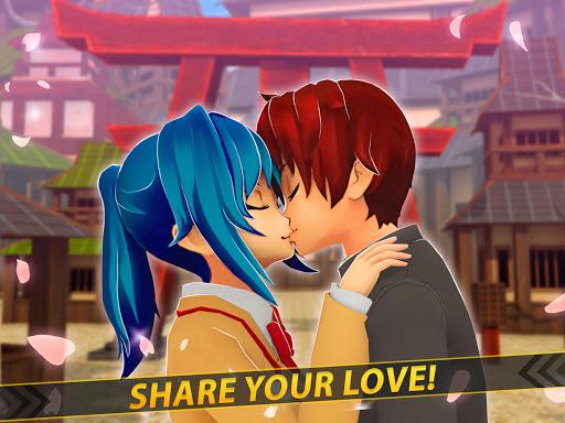 Anime Girl Run - Yandere Survival - Manga Love  screenshots 9