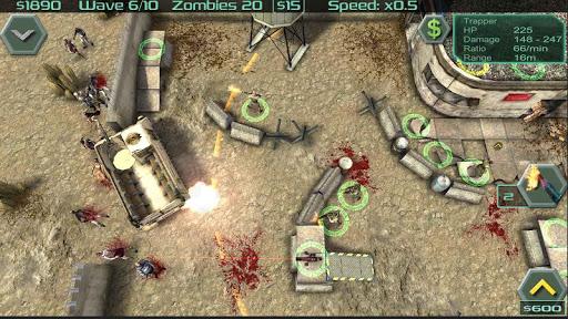 Zombie Defense apkdebit screenshots 9