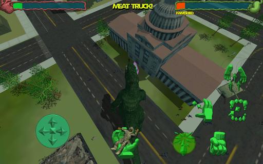 Monster Eats City  screenshots 5