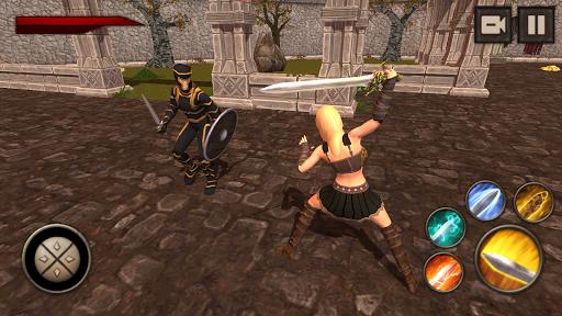 Samurai Ninja Warrior - Sword Fighting Games 2020 screenshots 3