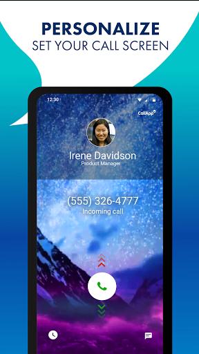 CallApp: Caller ID, Call Blocker & Call Recorder  Screenshots 6