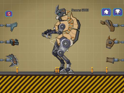 Desert T-Rex Robot Dino Army screenshots 7