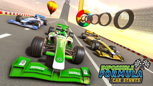 Formula Car GT Racing Stunts- Impossible Tracks 3D  Screenshots 11