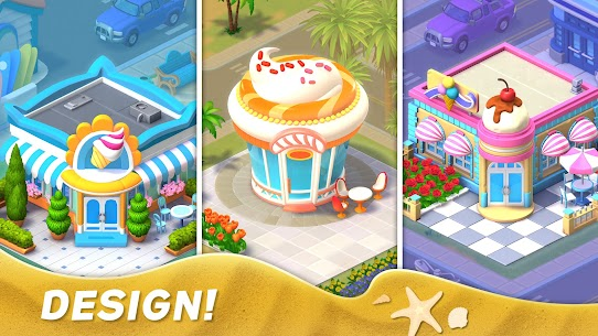 Match Town Makeover MOD APK 1.11.1200 (Unlimited Coin, Star) 11