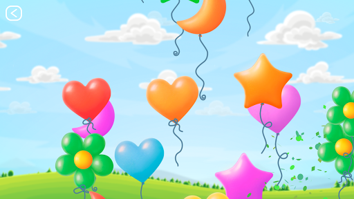 Balloon Pop for toddlers. Learning games for kids 1.9.2 Screenshots 12