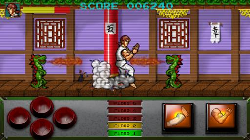 Retro Kung Fu Master Arcade 1.18 screenshots 4