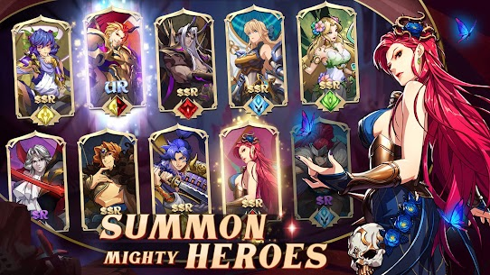 Mythic Heroes  Idle RPG Apk Download NEW 2021 1