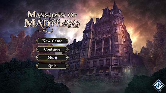 Mansions of Madness Screenshot