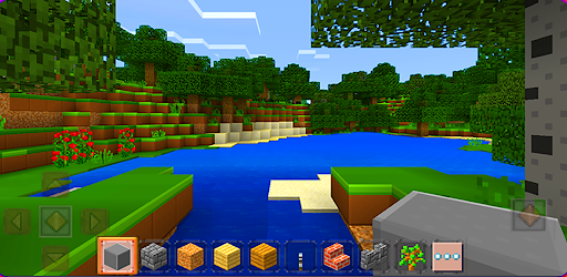 MasterCraft 3D: Crafting and building  screenshots 1