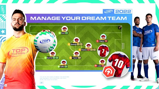 Top Eleven Be a Soccer Manager 2